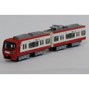 Bトレインショーティー 名古屋鉄道1200系 新塗装 一般車 2両セット[ポポンデッタ]《取り寄せ※暫定》|amiami