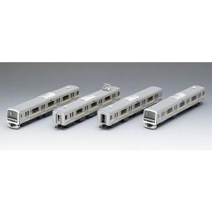98629 JR 209 2100系通勤電車(房総色・4両編成)セット(4両)(再販)[TOMIX]...
