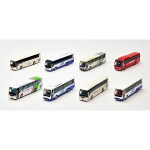 ザ・バスコレクション JRバス30周年記念8社セット[トミーテック]《12月予約》|amiami