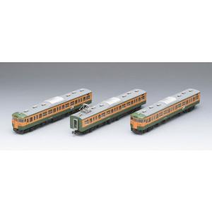 98276 JR 115 1000系近郊電車(高崎車両センター・リニューアル車)セット(3両)[TOMIX]《12月予約》|amiami