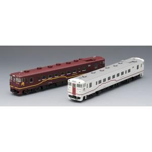 98046 道南いさりび鉄道 キハ40 1700形ディーゼルカー(濃赤色・白色)セット(2両)[TOMIX]《02月予約》|amiami
