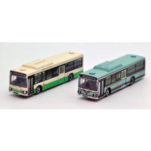 ザ・バスコレクション 奈良交通新旧カラー2台セット[トミーテック]《発売済・在庫品》|amiami