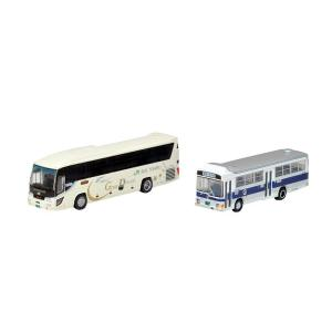 ザ・バスコレクション ジェイアールバス東北発足30周年記念2台セット[トミーテック]《03月予約》|amiami