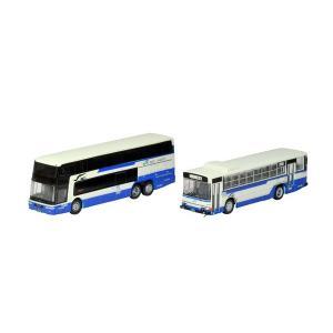ザ・バスコレクション ジェイアールバス関東発足30周年記念2台セット[トミーテック]《03月予約》|amiami