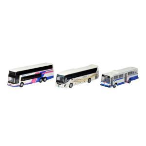 ザ・バスコレクション 西日本ジェイアールバス発足30周年記念3台セット[トミーテック]《03月予約》|amiami
