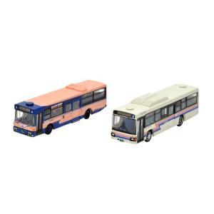ザ・バスコレクション 中鉄バス新旧カラー2台セット[トミーテック]《03月予約》|amiami
