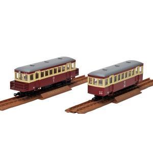 鉄道コレクション ナローゲージ80 猫屋線 キハ7・ホハフ20形旧塗装[トミーテック]《取り寄せ※暫定》|amiami