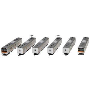 鉄道コレクション JR205系1200番代 南武線6両セット[トミーテック]《05月予約》 amiami