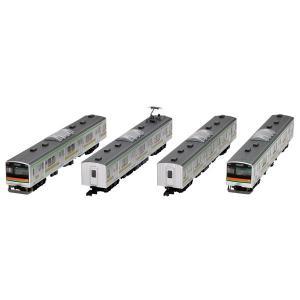 鉄道コレクション JR205系3000番代 川越線・八高線4両セット[トミーテック]《05月予約》 amiami