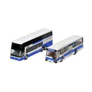 ザ・バスコレクション 中国ジェイアールバス発足30周年記念2台セット[トミーテック]《05月予約》|amiami