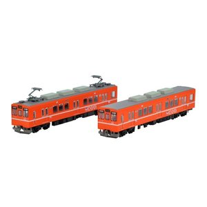 鉄道コレクション 一畑電車1000系 オレンジカラー 2両セット[トミーテック]《発売済・在庫品》|amiami