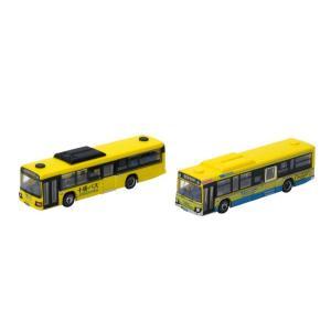 ザ・バスコレクション 十勝バス新旧カラー2台セット[トミーテック]《08月予約》|amiami