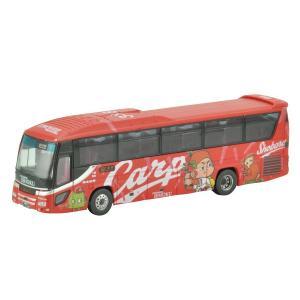 ザ・バスコレクション 備北交通 カープラッピングバス[トミーテック]《09月予約》|amiami