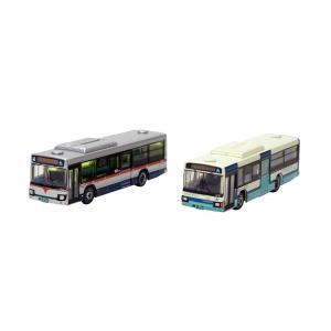 ザ・バスコレクション 千葉交通新旧カラー2台セット[トミーテック]《発売済・在庫品》|amiami