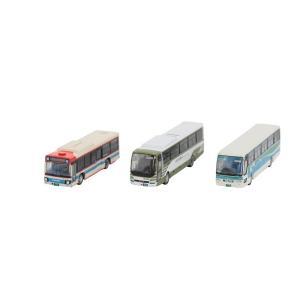 ザ・バスコレクション 広島バスセンターセットD[トミーテック]《12月予約》|amiami