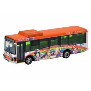 ザ・バスコレクション 東海バスオレンジシャトル ラブライブ!サンシャイン!!ラッピングバス2号車[トミーテック]《01月予約》|amiami