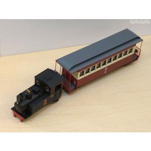 鉄道コレクション ナローゲージ80 猫屋線 蒸気機関車+客車(旧塗装)トータルセット[トミーテック]《03月予約》|amiami