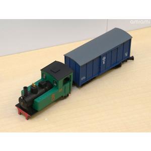 鉄道コレクション ナローゲージ80 猫屋線 蒸気機関車+貨車トータルセット[トミーテック]《03月予約》|amiami