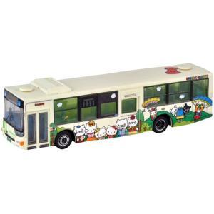 ザ・バスコレクション 北九州市交通局 ハローキティ バス1号車(ファミリーver.)[トミーテック]《発売済・在庫品》|amiami