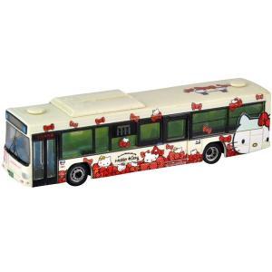 ザ・バスコレクション 北九州市交通局 ハローキティ バス2号車(リボンver.)[トミーテック]《発売済・在庫品》|amiami