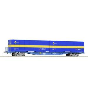 HO-724 JR貨車 コキ104形(西濃運輸コンテナ付)[TOMIX]《発売済・在庫品》|amiami