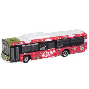 ザ・バスコレクション 広島電鉄 広島東洋カープラッピングバス[トミーテック]《09月予約》|amiami