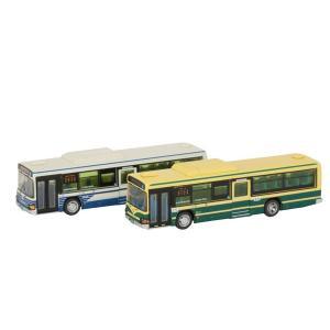 ザ・バスコレクション 名古屋市交通局 市バス90周年2台セット[トミーテック]《10月予約》|amiami