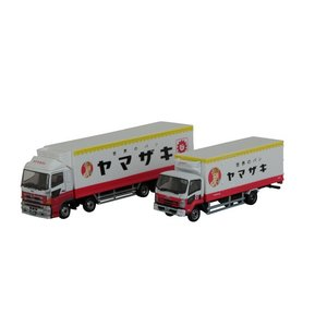 ザ・トラックコレクション ヤマザキパン トラックセット[トミーテック]《11月予約》|amiami