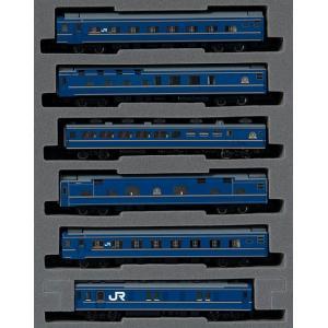 98676 JR 24系25形特急寝台客車(北斗星1・2号)基本セット(6両)[TOMIX]【送料無...