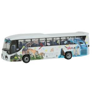 ザ・バスコレクション 明光バスパンダ白浜エクスプレス未来をツナグSmileバス[トミーテック]《12月予約》|amiami
