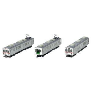 鉄道コレクション 養老鉄道7700系TQ03編成(赤帯)3両セットB[トミーテック]《05月予約》