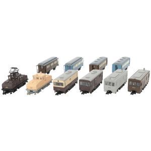 ノスタルジック鉄道コレクション 第1弾 10個入りBOX[トミーテック]《06月予約》|amiami