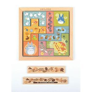 となりのトトロ 木のタイルパズル[エンスカイ]...の関連商品2