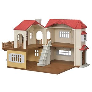 シルバニアファミリー ハ-48 赤い屋根の大きなお家[エポック]《発売済・在庫品》|amiami