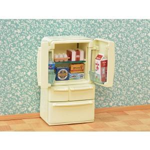 シルバニアファミリー カ-422 冷蔵庫セット(5ドア)[エポック]《発売済・在庫品》|amiami