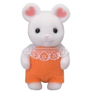 シルバニアファミリー マシュマロネズミの赤ちゃん[エポック]《発売済・在庫品》|amiami