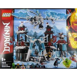 送料無料! レゴ(LEGO) ニンジャゴー 魔境のブリザード神殿 70678 ブロック おもちゃ 男の子の商品画像 ナビ