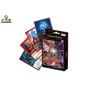 カードゲーム CHOICE HERO スターターBOX ジャスティスVSヴィラン[半月堂]《03月予...