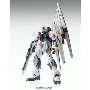 MG 1/100 νガンダム Ver.Ka プラモデル(再販)[BANDAI SPIRITS]《発売...