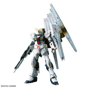 RG 1/144 νガンダム プラモデル 『機動戦士ガンダム 逆襲のシャア』(再販)[BANDAI SPIRITS]《11月予約》
