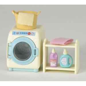 シルバニアファミリー くるくる洗たく機セット[エポック]《発売済・在庫品》|amiami