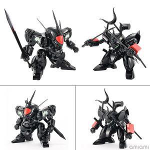 PLAMAX MS-04 魔神英雄伝ワタル ブラック 龍神丸・戦神丸 セット プラモデル[マックスファクトリー]《04月予約》