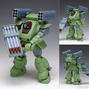 装甲騎兵ボトムズ 1/35 スタンディングトータス MK.II[ST版] プラモデル[WAVE]《発...
