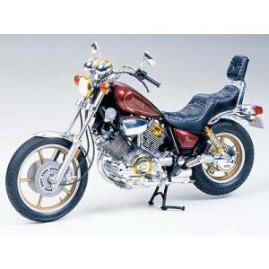 1/12 オートバイシリーズ No.44 ヤマハ XV1000 ビラーゴ プラモデル[タミヤ]《発売...