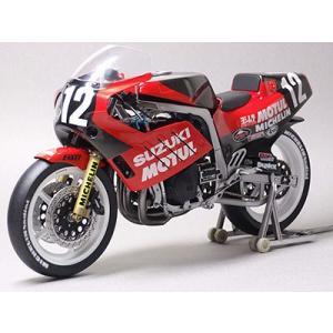 1/12 バイクシリーズ No.2 スズキ GSX-R750ヨシムラ1986年鈴鹿8耐レース仕様 プラモデル(再販)[フジミ模型]《発売済・在庫品》