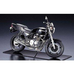 1/12 ネイキッドバイク No.01 カワサキゼファー プラモデル(再販)[アオシマ]《取り寄せ※暫定》