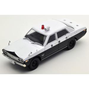 トミカリミテッドヴィンテージ ネオ LV-N43-西部警察04 日産セドリック パトロールカー(白/黒)[トミーテック]《取り寄せ※暫定》|amiami