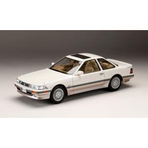 1/18 トヨタ ソアラ3.0GT LIMITED  1988 クリスタルホワイトトーニングII  《02月予約》