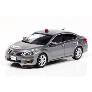 1/43 日産 ティアナ XE (L33) 2016 警察本部刑事部機動捜査隊車両[RAI'S]《発売済・在庫品》