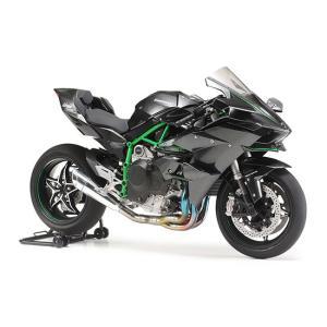 1/12 オートバイシリーズ カワサキ Ninja H2R プラモデル[タミヤ]《発売済・在庫品》|amiami